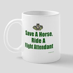 Save a Horse Mug