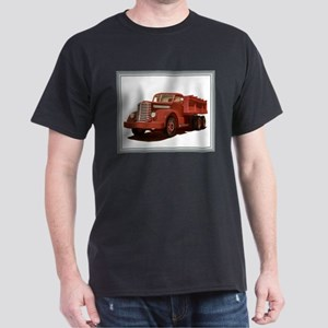 Old Diamond T Truck Dark T-Shirt