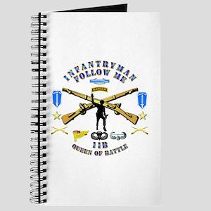 Infantry - Follow Me Journal