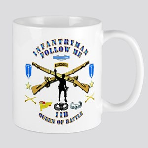 Infantry - Follow Me Mug