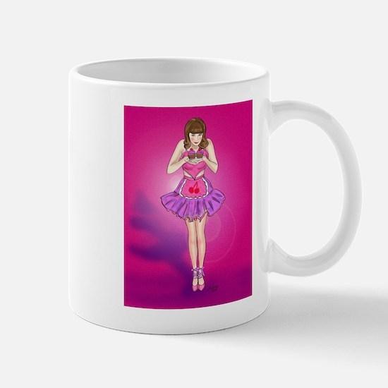 Cherry Cupcakes Pin-up Mug