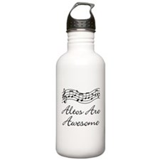 Alto Singer Gift Funny Stainless Water Bottle 1.0L