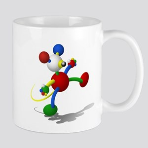 3D_critter_yellow-tail Mug