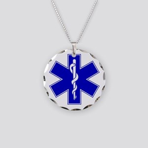 BSL - Necklace Circle Charm