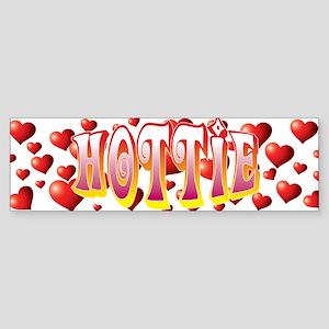 Hottie YW Sticker (Bumper)