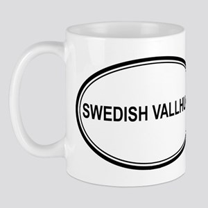 Swedish Vallhund Euro Mug