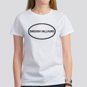 Swedish Vallhund Euro Women's T-Shirt