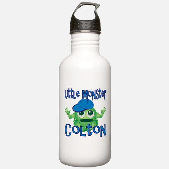 Little Monster Colton Water Bottle