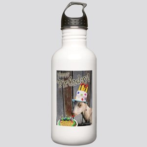 Sassy Happy Birthday Stainless Water Bottle 1.0L