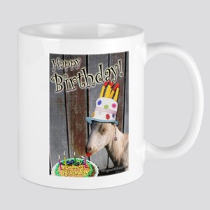 Sassy Happy Birthday Mug
