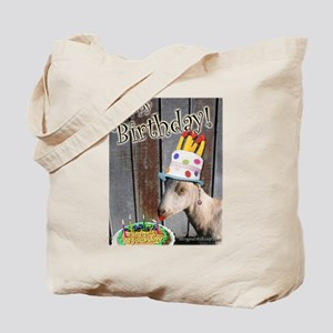 Sassy Happy Birthday Tote Bag