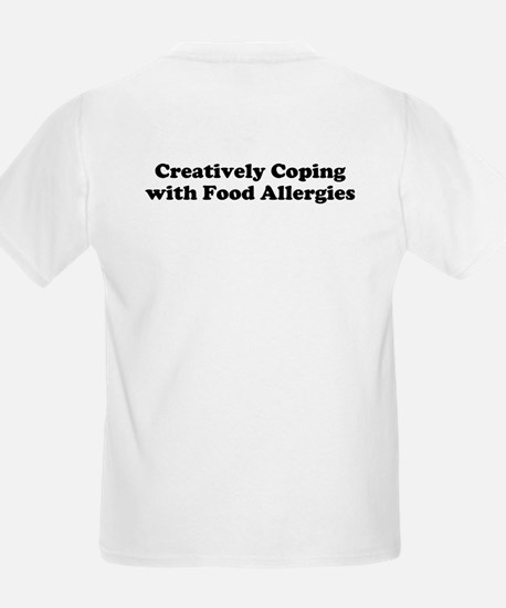Creatively Coping Kids T-Shirt