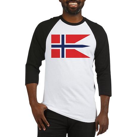 Norway State Flag Baseball Jersey