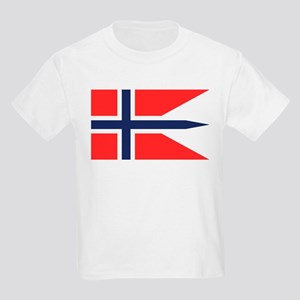 Norway State Flag Kids T-Shirt