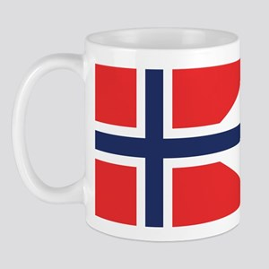 Norway State Flag Mug