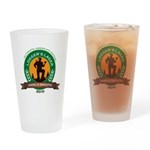 Logger's Lager Drinking Glass