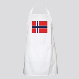 Norway Flag BBQ Apron