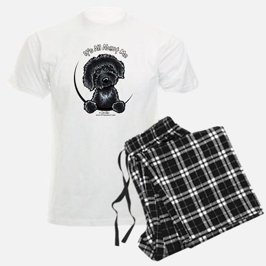Black Labradoodle IAAM Pajamas