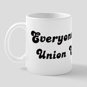 Loves Union City Girl Mug