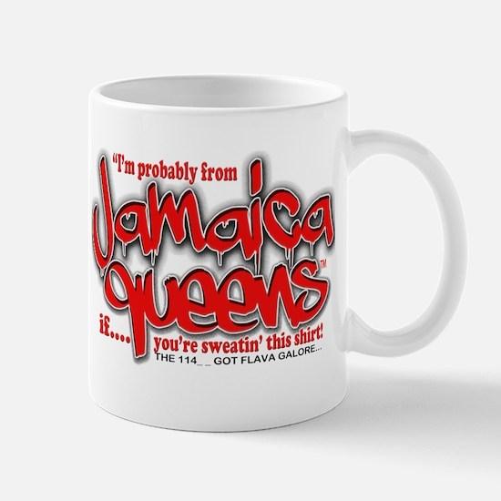 Jamaica, Queens Graffiti Styl Mug