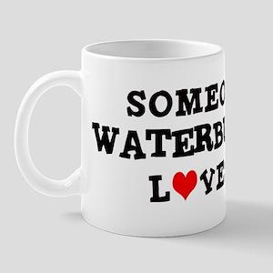 Someone in Waterbury Mug