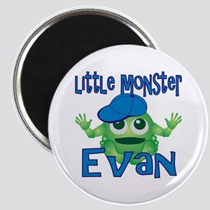 Little Monster Evan Magnet