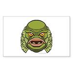 The Creature Sticker (Rectangle 50 pk)
