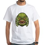 The Creature White T-Shirt