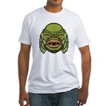 The Creature Fitted T-Shirt