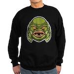 The Creature Sweatshirt (dark)