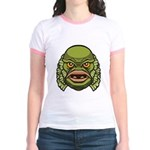 The Creature Jr. Ringer T-Shirt