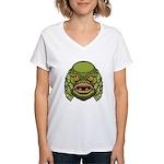 The Creature Women's V-Neck T-Shirt