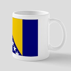 Bosnia & Herzegovina Flag Mug