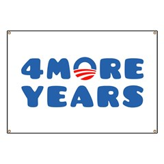 4 More Years Banner