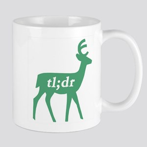 Teal Deer Mug