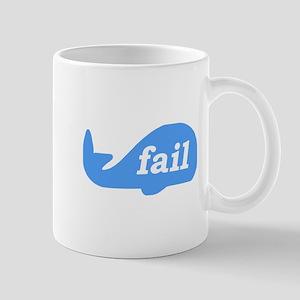Fail Whale Mug