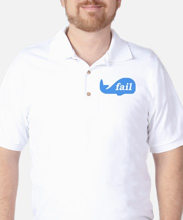 Fail Whale Golf Shirt