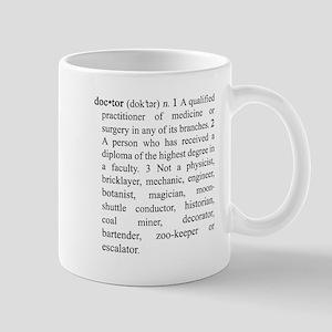 Doctor Definition Mug