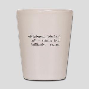 Effulgent Definition Shot Glass