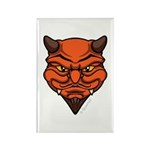 El Diablo Rectangle Magnet (100 pack)