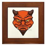 El Diablo Framed Tile