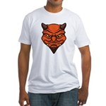 El Diablo Fitted T-Shirt