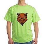 El Diablo Green T-Shirt