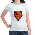 El Diablo Jr. Ringer T-Shirt