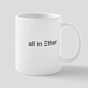 Ether ETH Crypto Currrency Blockchain tshirt Mugs