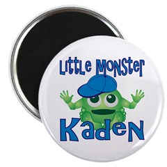 Little Monster Kaden Magnet
