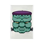 Frankenstein's Monster Rectangle Magnet (10 pack)