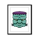 Frankenstein's Monster Framed Panel Print