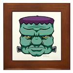 Frankenstein's Monster Framed Tile