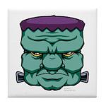Frankenstein's Monster Tile Coaster